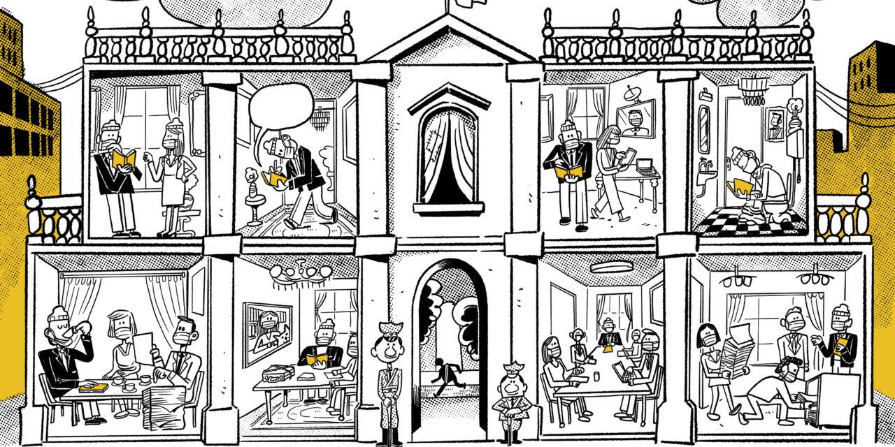 """<h3 style=""""font-size:16px;"""">El cuaderno amarillo de Mañalich:</h3><h1 class=""""blogtitle""""> Consejo para la Transparencia debe decidir si los datos que contiene son públicos o privados</h1>"""