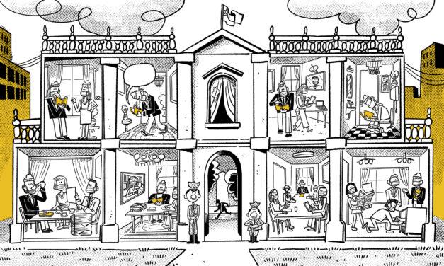 El cuaderno amarillo de Mañalich: Consejo para la Transparencia debe decidir si los datos que contiene son públicos o privados