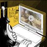 Las inconsistencias en las grabaciones de las cámaras del Gope entregadas por Carabineros vía Ley de Transparencia