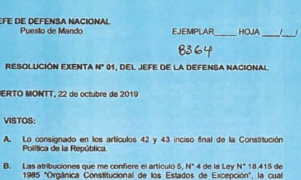 "<h1 class=""blogtitle"">RESOLUCIÓN EXENTA Nº1, JEFATURA DE LA DEFENSA NACIONAL PUERTO MONTT & OSORNO</h1>"