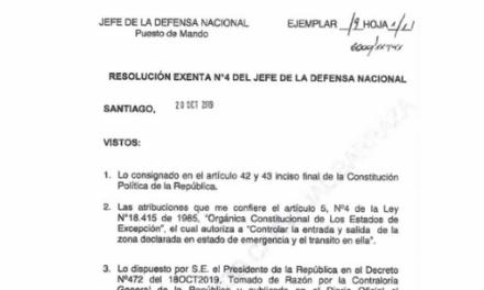 "<h1 class=""blogtitle"">RESOLUCIÓN EXENTA N°4.1, JEFATURA DE LA DEFENSA NACIONAL DE SANTIAGO</h1>"