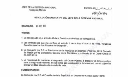 "<h1 class=""blogtitle"">RESOLUCIÓN EXENTA N°4.2, JEFATURA DE LA DEFENSA NACIONAL DE SANTIAGO</h1>"