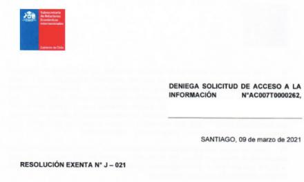 """<h1 class=""""blogtitle"""">RESOLUCIÓN EXENTA NºJ-021, SUBSECRETARÍA DE RELACIONES ECONÓMICAS INTERNACIONALES</h1>"""