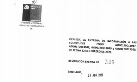 """<h1 class=""""blogtitle"""">RESOLUCIÓN EXENTA Nº389, SUBSECRETARÍA DE SALUD PÚBLICA</h1>"""