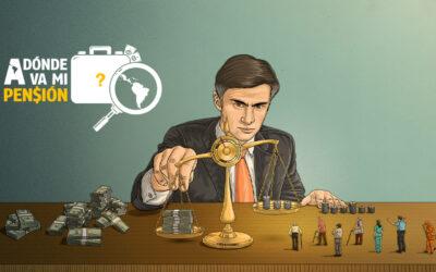 Pensiones: Cómo la ciudadanía financia a las grandes empresas que violan la ley